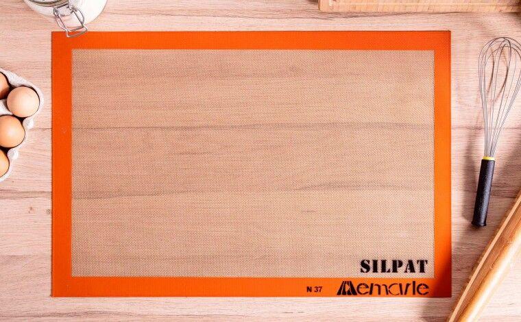 Matfer Bourgeat Toile de cuisson anti-adhérente Silpat - 58,5x38,5 cm