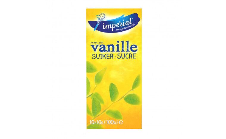 Colichef Sucre Vanille Impérial 10 x 10 g