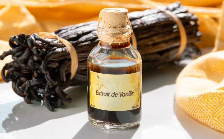 Colichef Extrait de vanille Bourbon Gold - 20 ml