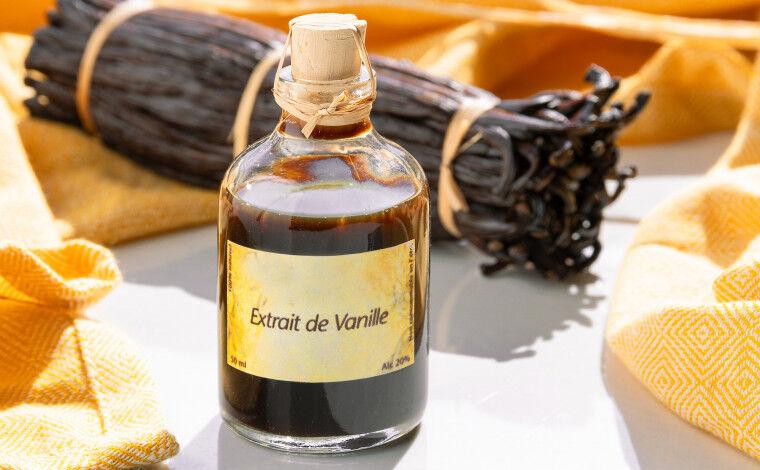 Colichef Extrait de vanille Bourbon Gold - 50 ml