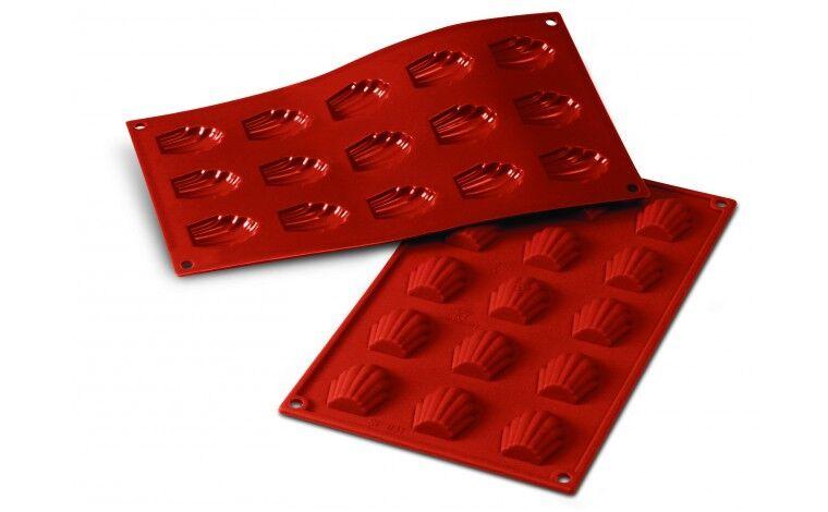 Silikomart Moule silicone 15 mini-madeleines