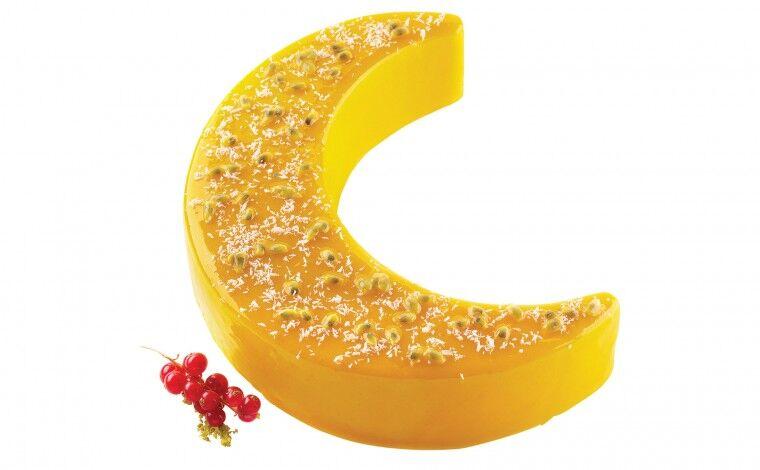 Silikomart Moule silicone Lune/Moonlight Sonata Silikomart professionnel