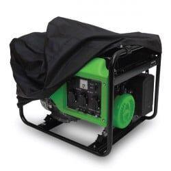 jr motoculture Housse polyester noire pour groupe électrogène bch004 jr