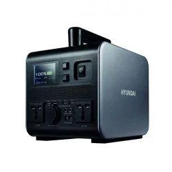 Hyundai station d'énergie 1000 w - capacité de la batterie 540wh hps600