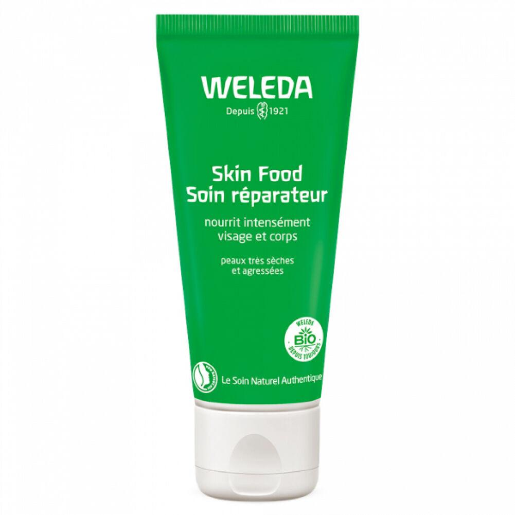 Weleda Crème aux Plantes Médicinales / Skin Food Weleda BIO : Conditionnement - 30 mL