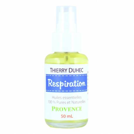 Thierry duhec Spray Respiration aux Huiles Essentielles 100 mL : Conditionnement - 100 mL