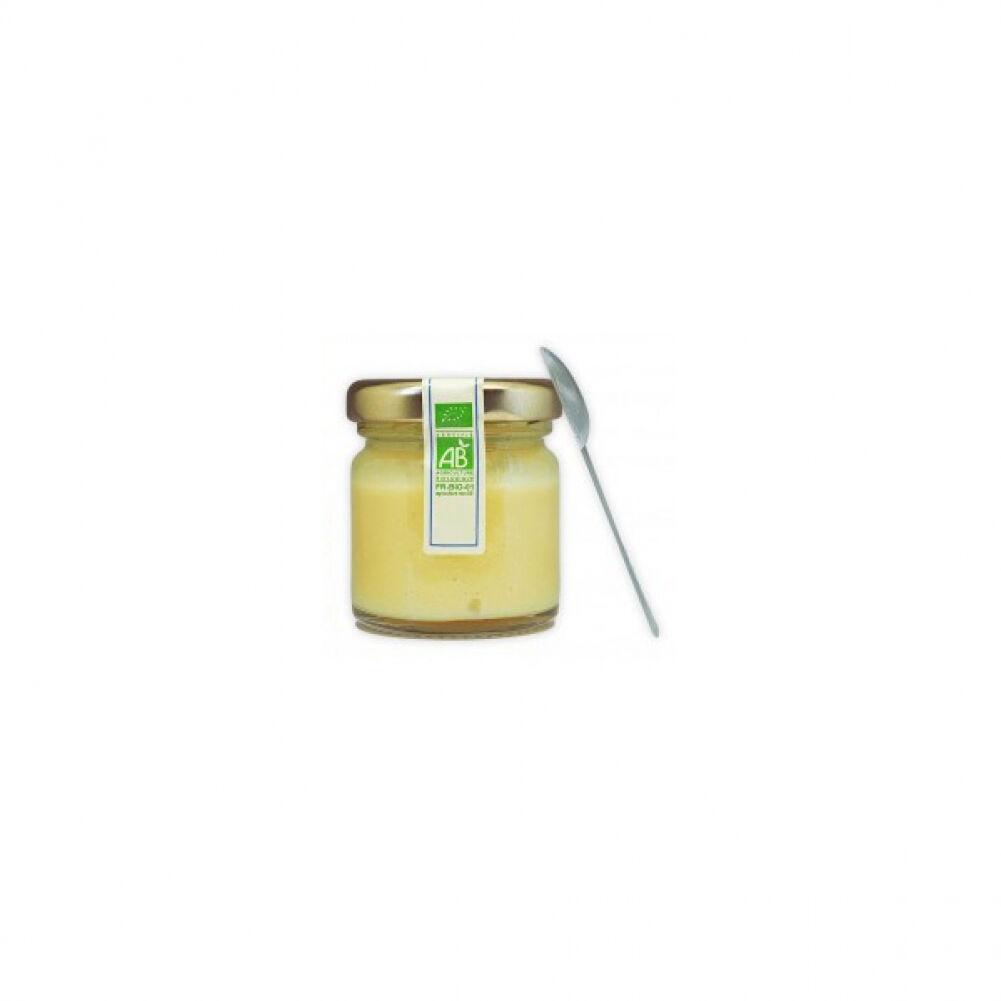 Thierry duhec Gelée royale pure BIO 30g : Conditionnement - Pot de 30 g