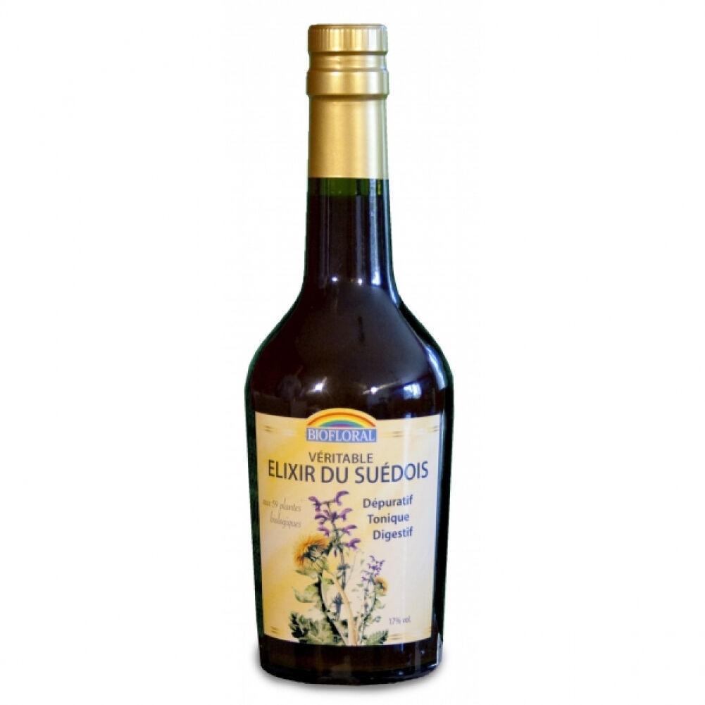 Biofloral Elixir du Suédois BIO Biofloral : Conditionnement - 375 mL