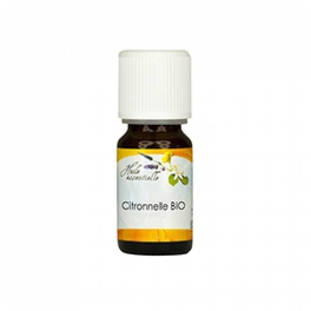 Thierry duhec Citronnelle BIO huile essentielle 10 mL : Conditionnement - 10 mL