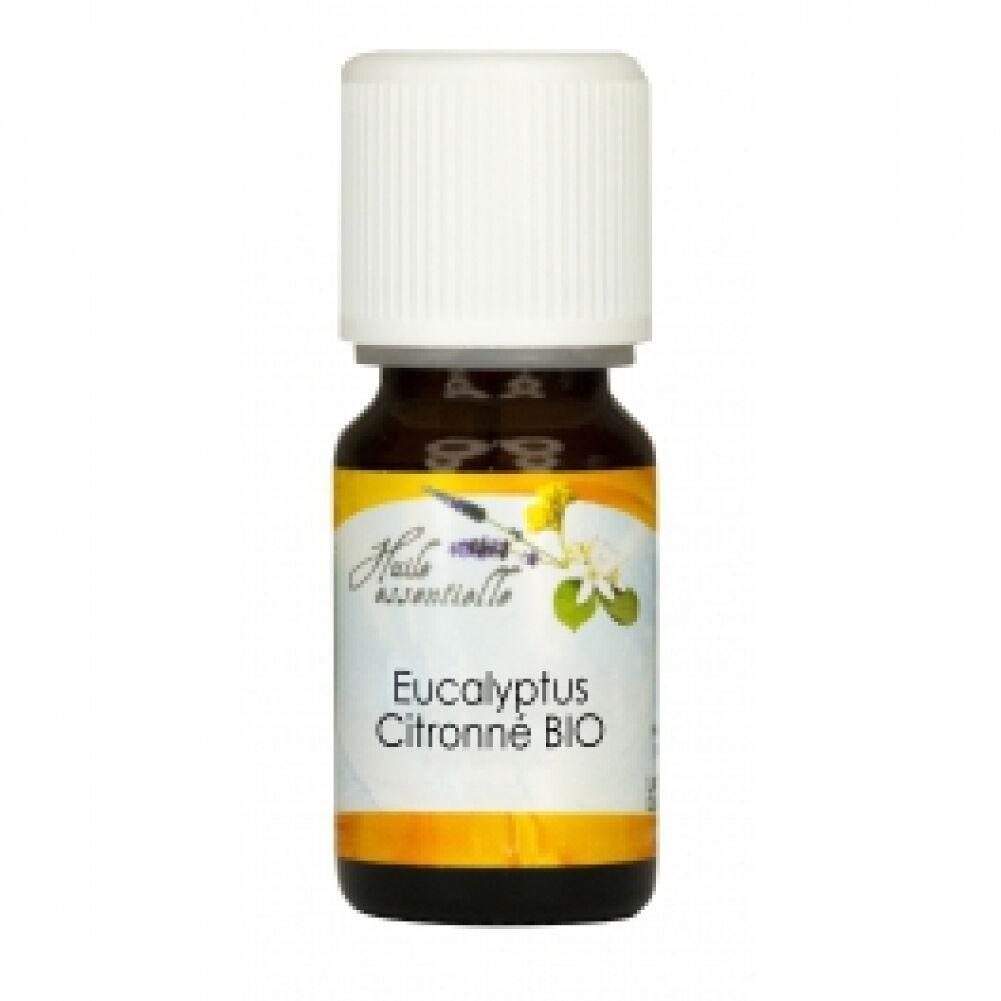 Thierry duhec Eucalyptus Citronné BIO huile essentielle 10 mL : Conditionnement - 10 mL