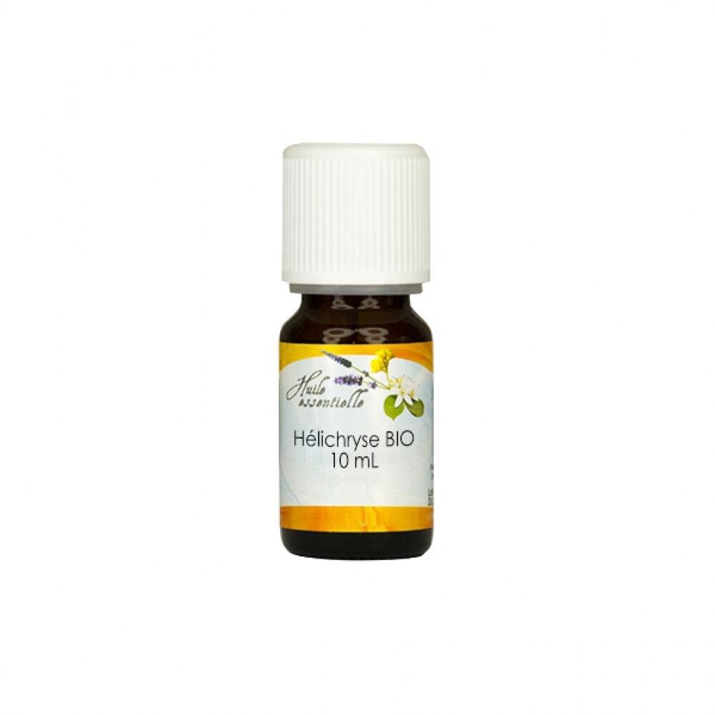 Thierry duhec Hélichryse BIO d'Italie huile essentielle 10 mL : Conditionnement - 10 mL