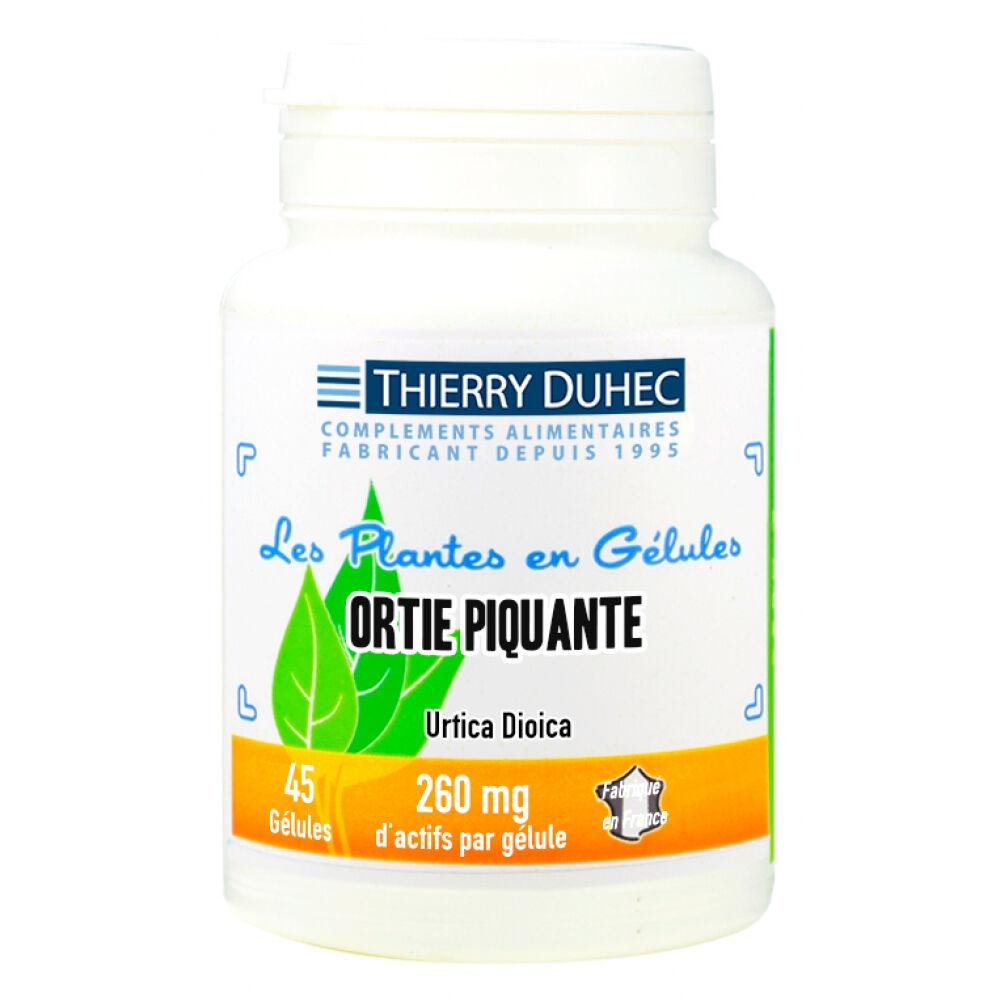Thierry duhec Ortie piquante  : Conditionnement - 45 gélules