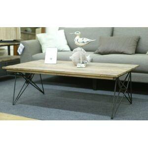 Dbodhi Table basse teck rectangulaire solo - Publicité