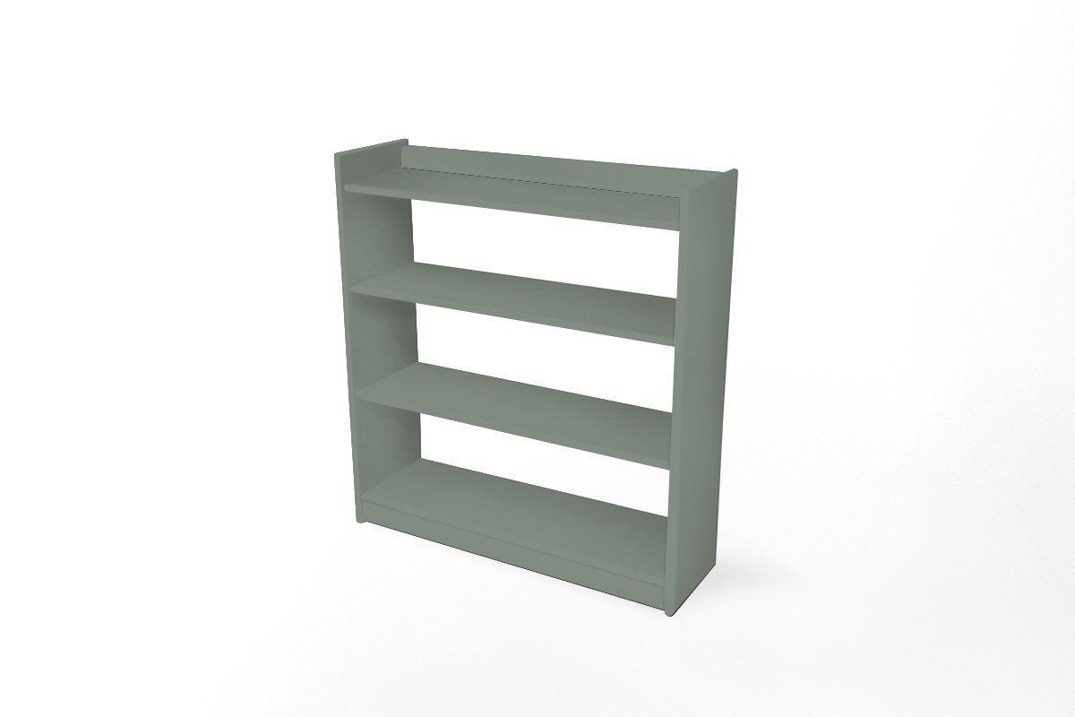 Abc meubles - etagère 92 x 99 omega 4 tablettes gris