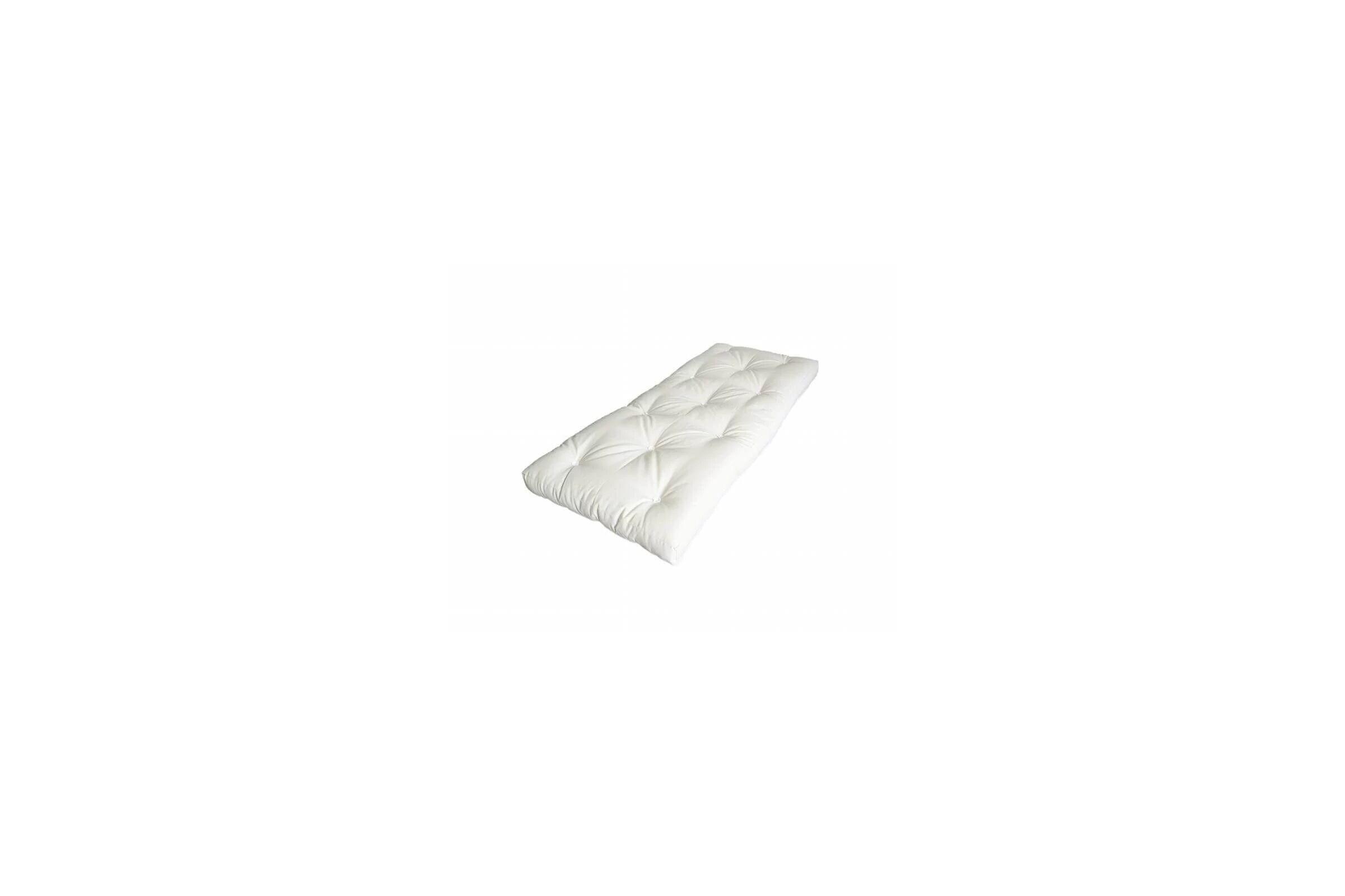 Abc meubles - matelas futon latex 1 place 80x190