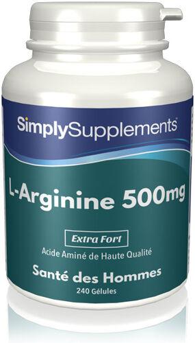 Simply Supplements L-Arginine 50...