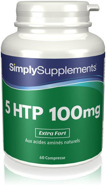 Simply Supplements 5HTP 100mg - 60 Comprimés