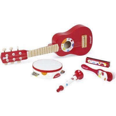 Set musical Confetti (5 instruments)