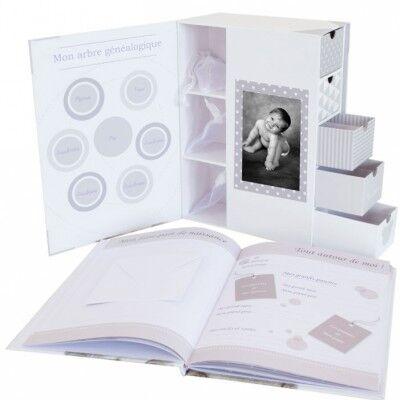 Coffret souvenirs et son livre de naissance My Little Bear