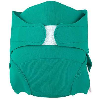 Culotte couche lavable TE2 turquoise Atlantide (Taille S)
