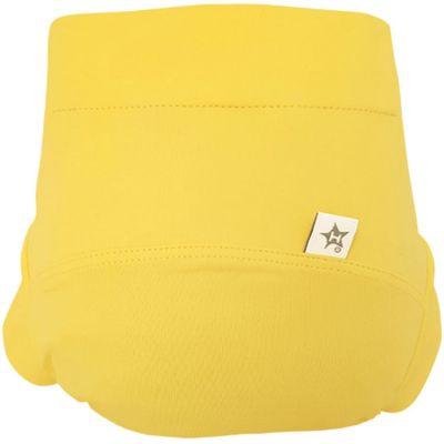 Culotte couche lavable classique TE2 jaune (Taille S)
