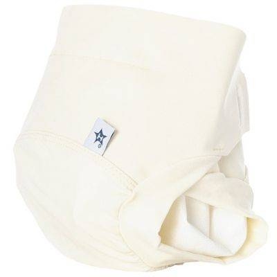 Culotte couche lavable TE2 chocolat blanc (Taille M)