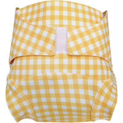 Culotte couche lavable T.MAC Vichy mirabelle (Taille M)