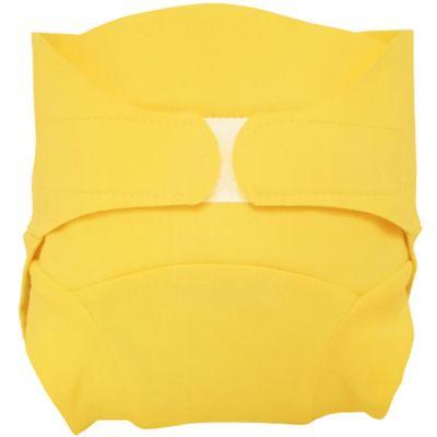 Culotte couche lavable classique TE2 jaune (Taille XL)