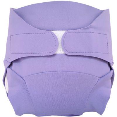 Culotte couche lavable classique TE2 mauve (Taille XL)