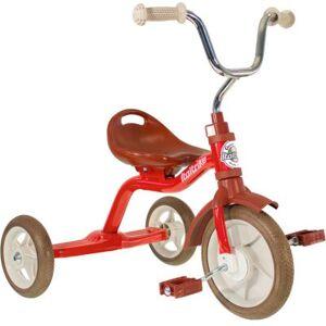 Tricycle Super Touring Champion rouge - Publicité