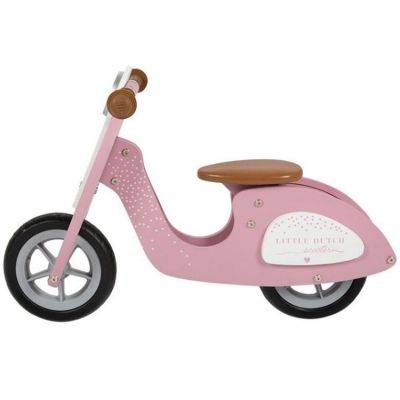Draisienne scooter pink Pink Blossom