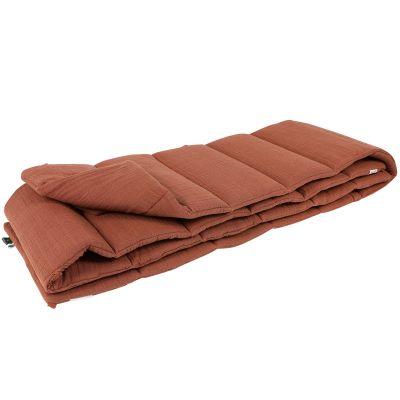 Tour de lit Bliss Rust (pour lits 60 x 120 cm ou 70 x 140 cm)
