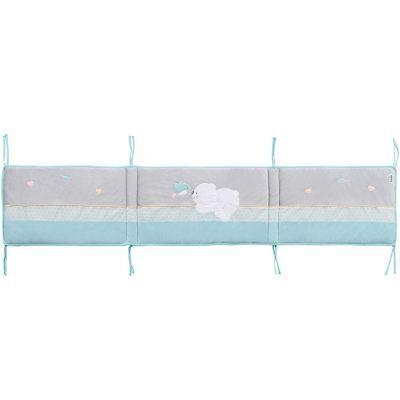 Tour de lit ours Pilou (pour lits 60 x 120 et 70 x 140 cm)