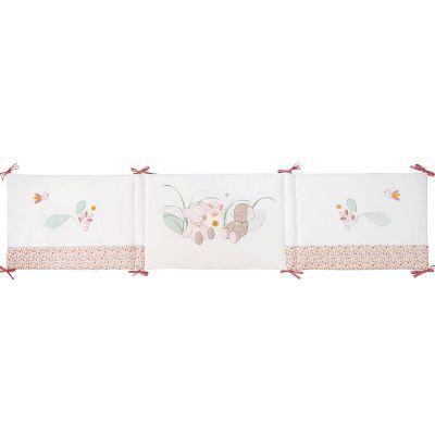 Tour de lit Iris & Lali (pour lits 60 x 120 et 70 x 140 cm)
