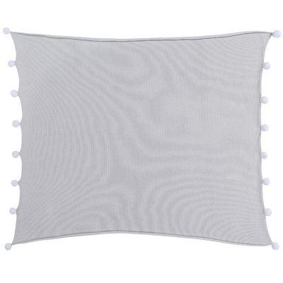 Couverture bébé Bubbly gris clair (100 x 120 cm)