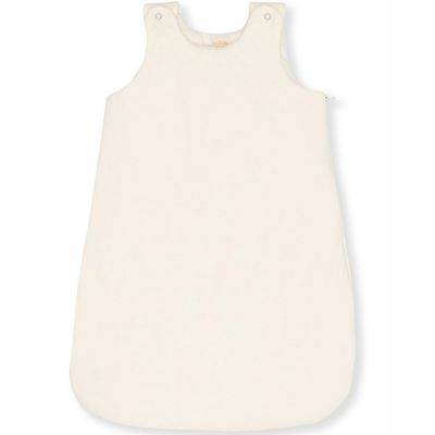 Gigoteuse chaude en jersey de coton bio écru TOG 2 (70 cm)