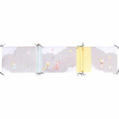 Tour de lit Les Petits dodos (pour lits 60 x 120 cm ou 70 x 140 cm)