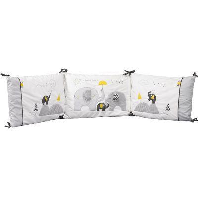Tour de lit Babyfan (pour les lits 60 x 120 cm et 70 x 140 cm)