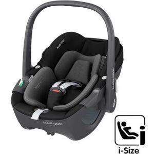 Cosy siège auto Pebble 360 noir Essential Black (groupe 0+) - Publicité