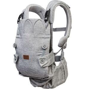 Porte bébé Najell avec assise gris - Publicité