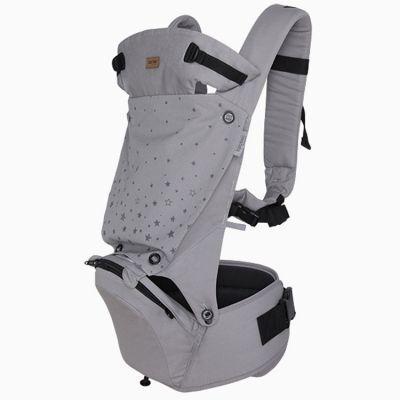 Porte bébé Hip Seat Weekend Constellation Etoile gris