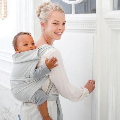 Porte bébé chinois BB-Tai coton bio Trend Colibri