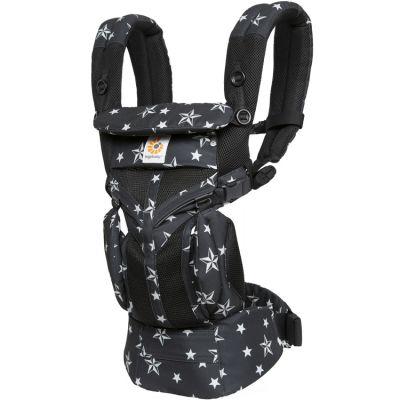Porte bébé Omni 360 Cool Air Mesh noir étoilé