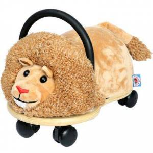 Porteur Wheely Bug Lion (petit modèle) - Publicité