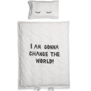 Parure de lit Change the World (100 x 130 cm) - Publicité