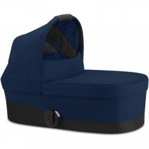 Nacelle S pour poussettes Eezy S / Balios S / Talos S Navy Blue - Publicité