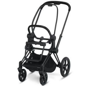 Châssis pour poussette à assistance électrique e-Priam Matt Black - Publicité
