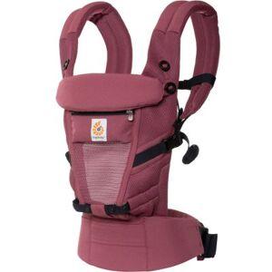 Porte bébé Adapt Cool Air Mesh bordeaux - Publicité