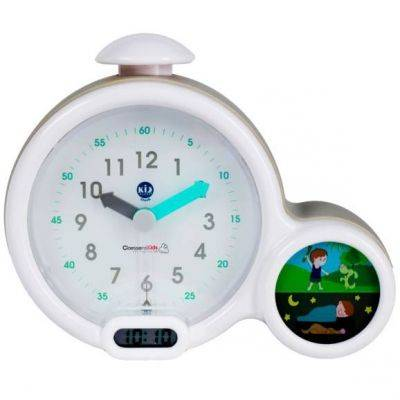 Veilleuse indicateur de réveil Kid'Sleep Clock grise