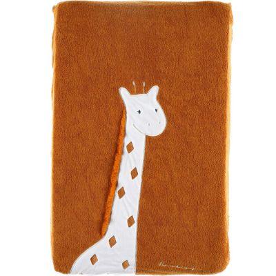 Matelas à langer avec housse Tiga la girafe TSO